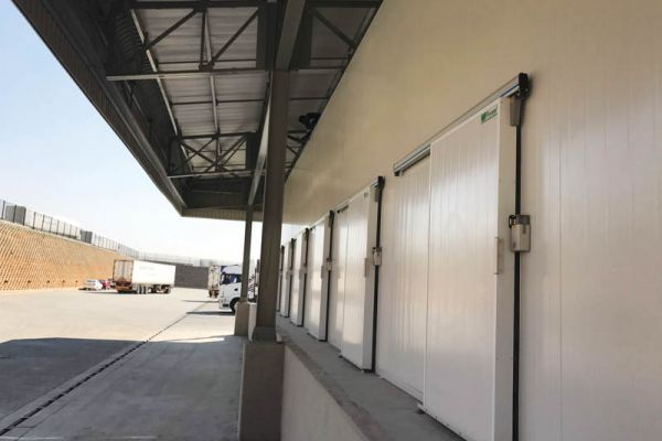 Doors, seals and panel joints are very important elements in any cold store. Doors are particularly important as they are one of the major human-interface factors that can be neglected.